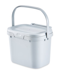 Addis Compost Caddy 5 Litre - Grey