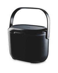 Addis Compost Caddy - Black/Grey