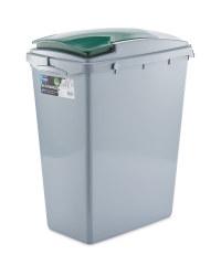 Addis Eco Recycling Bin 40L - Green