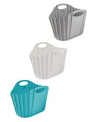 Addis Fold Flat Laundry Basket