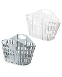 Addis Folding Laundry Basket