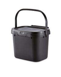 Addis Grey Kitchen Compost Caddy