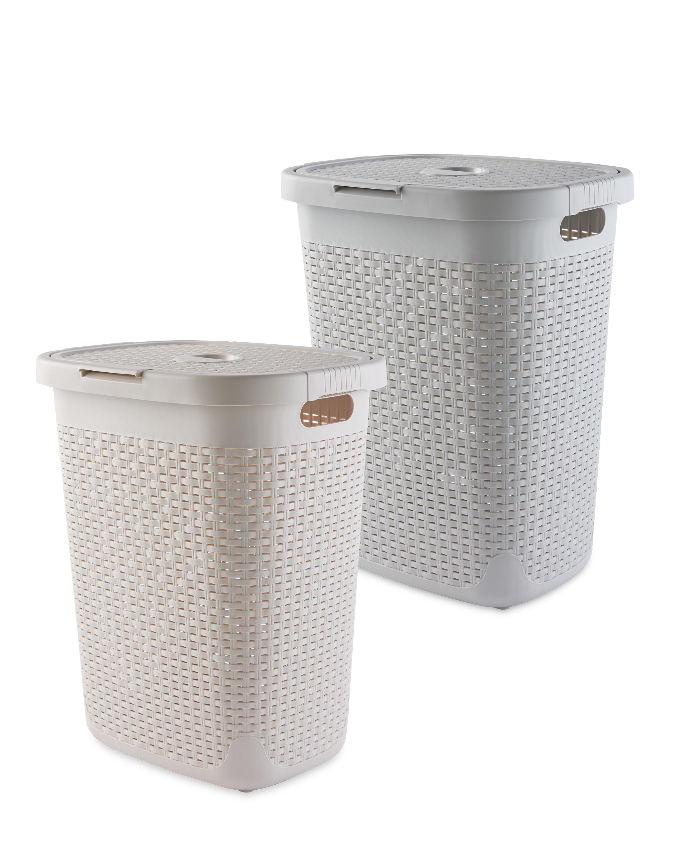 Addis Plastic Laundry Hamper