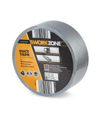 Duct Tape 50m - Silver