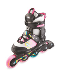 Inline Skates - Rainbow