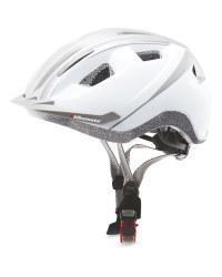 Adult's Grey Bike Helmet S/M