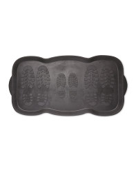Adult/Kids Boot & Shoe Rubber Tray