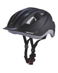 Adults' Black Bikemate Helmet