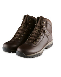 Adults' Walking Boots Brown
