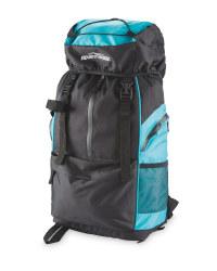Adventuridge 45L Hiking Backpack - Petrol