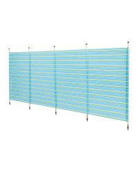 Adventuridge 5 Pole Windbreak - Blue
