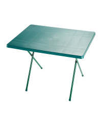 Adventuridge Adjustable Picnic Table - Green