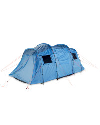Adventuridge Blue 4 Man Tent