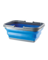 Adventuridge Blue Folding Bowl