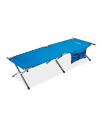 Adventuridge Camping Bed - Blue