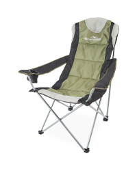 Adventuridge Camping Chair - Green