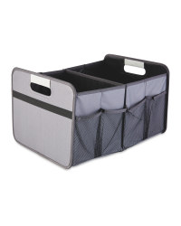 Adventuridge Camping Storage Box - Grey