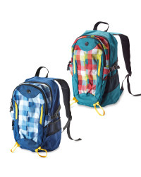 Adventuridge Checked Rucksack