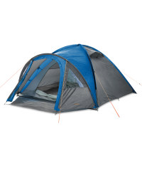 Adventuridge Dome Tent - Blue/Grey