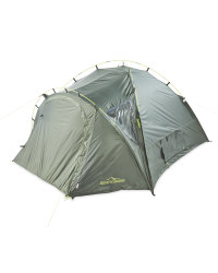 Adventuridge Dome 4 Person Tent - Green