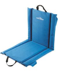 Adventuridge Fold Flat Chair - Blue