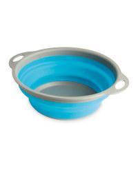 Adventuridge Folding Bowl - Turquoise
