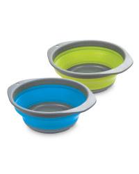 Adventuridge Folding Bowls