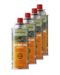 Adventuridge Gas Refill 4Pack