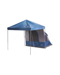 Gazebo Tent With Awning