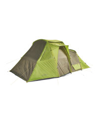 Adventuridge Green 4 Man Tent