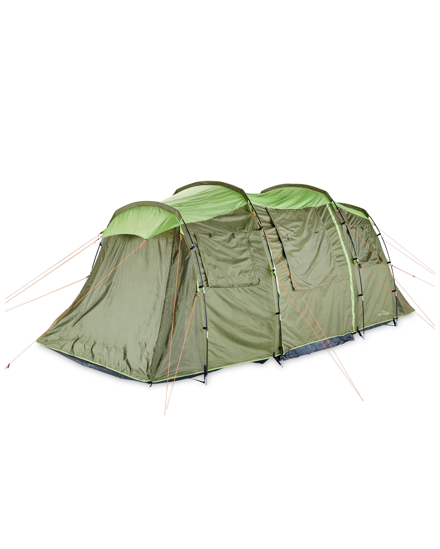 check out fbf9c 9c4c1 Adventuridge Green 4 Man Tent