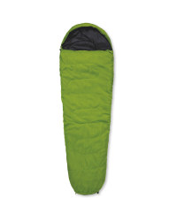 Adventuridge Green/Grey Sleeping Bag