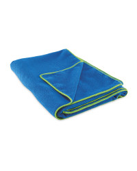 Adventuridge Microfibre Towel - Blue