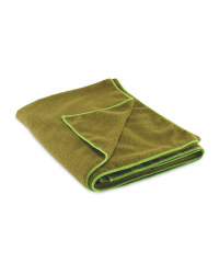 Adventuridge Microfibre Towel - Green