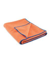 Adventuridge Microfibre Towel - Orange