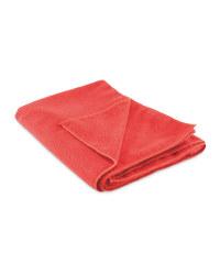Adventuridge Microfibre Towel - Pink