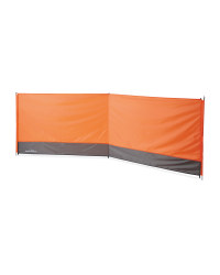 Adventuridge Mini Windbreak - Orange/Grey