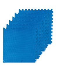 Adventuridge Multipurpose Floor Mats - Blue