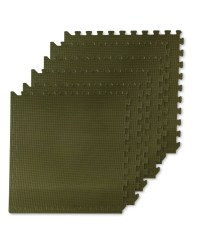 Adventuridge Multipurpose Floor Mats - Green