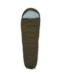 Adventuridge Olive/Grey Sleeping Bag