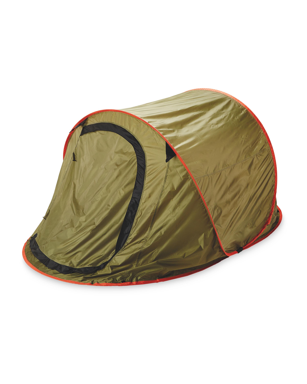 sports shoes 19602 f0350 Adventuridge Pop-Up Tent Green