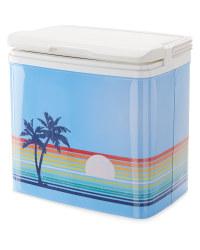 Adventuridge Retro Ice Cold Coolbox