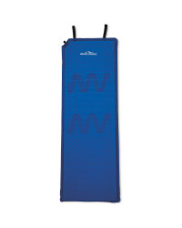 Adventuridge Self-Inflating Mat - Blue