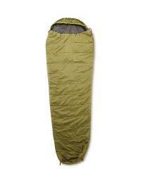 Adventuridge Sleeping Bag Right Zip - Olive/Lime