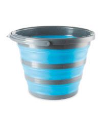 Adventuridge Teal Folding Bucket