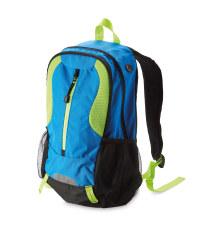 Adventuridge Zipped Rucksack - Blue/Green