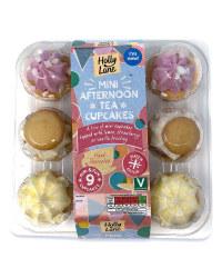 Afternoon Tea Mini Cupcakes