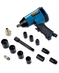 Air Impact Wrench and Kit