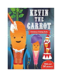 Kevin Christmas Activity Book