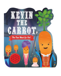 Kevin The Fun Must Go On Sound Book